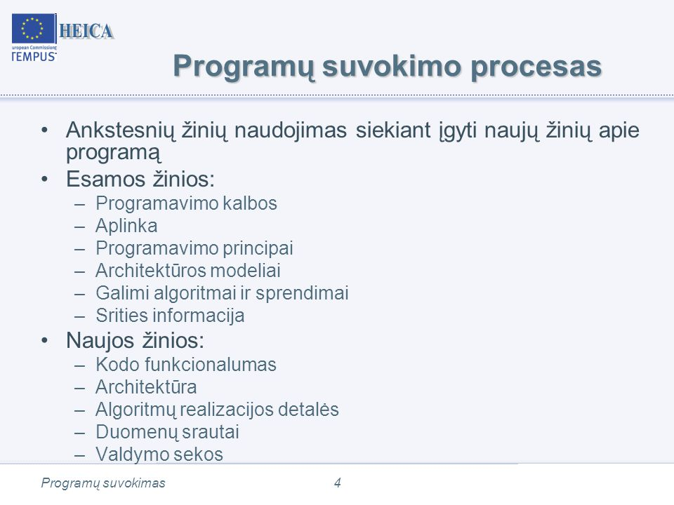 Program understanding75 Software inspection One of most effective quality assurance techniques in software engineering.