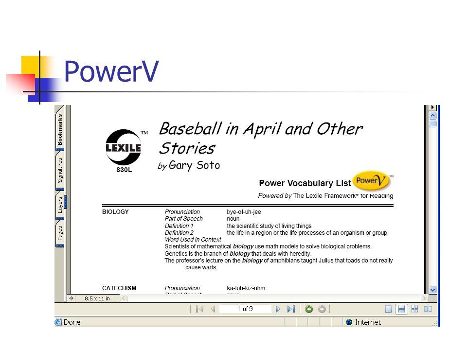 PowerV