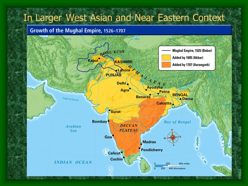 In Larger West Asian and Near Eastern Context