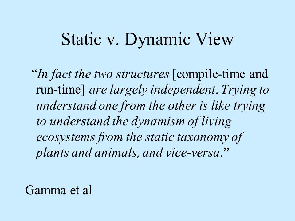 Static v.