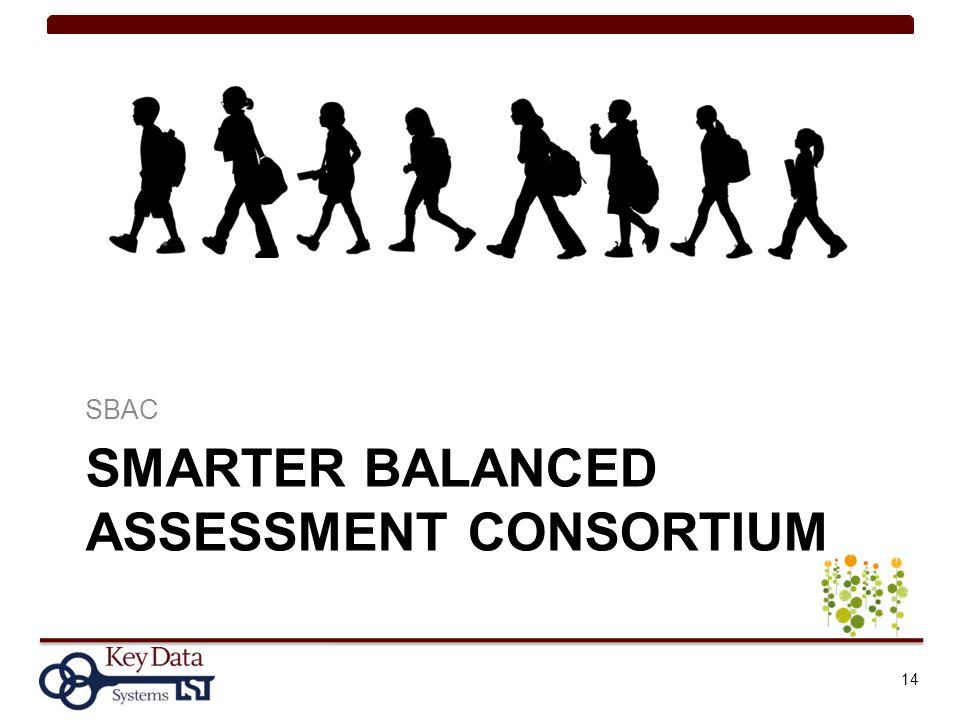 SMARTER BALANCED ASSESSMENT CONSORTIUM SBAC 14
