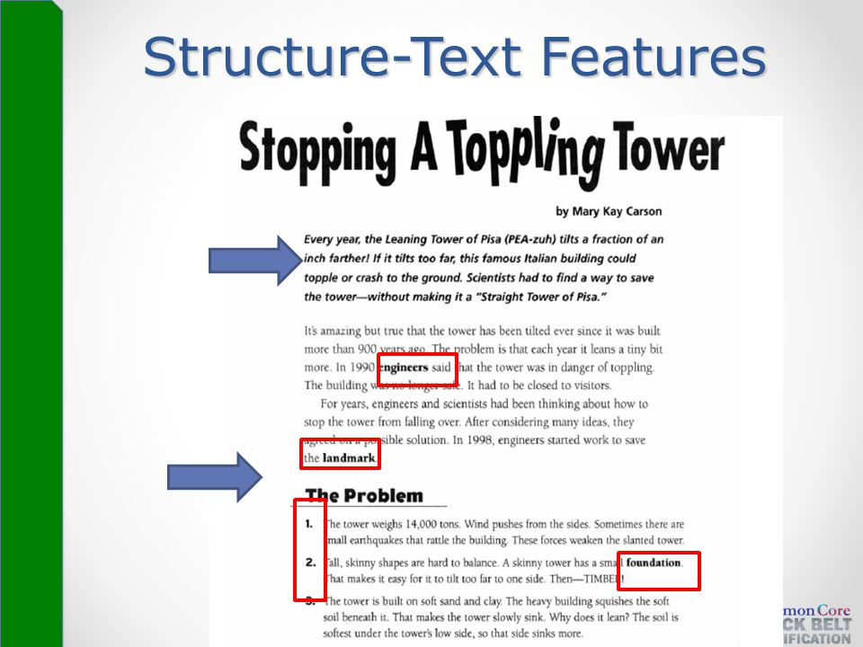 x Structure-Text Features