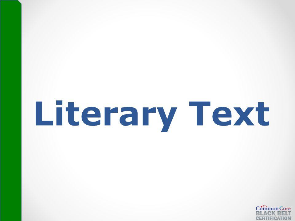 Literary Text