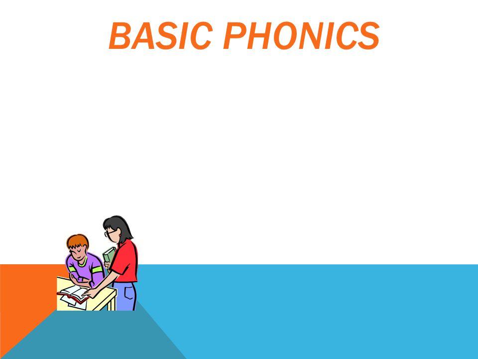 BASIC PHONICS