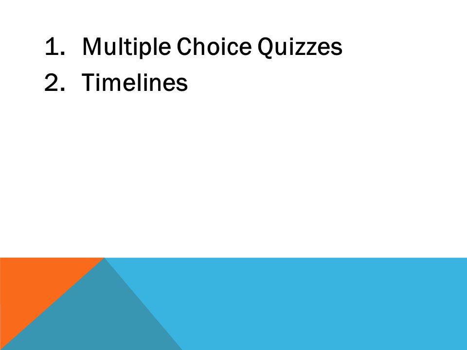 2.Timelines
