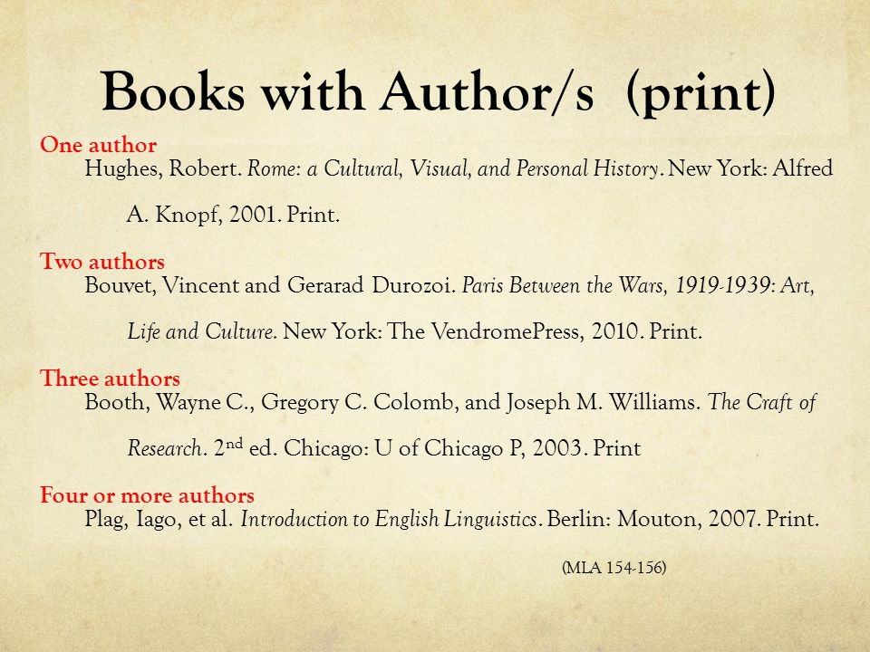 Book with an author and/or editor Book with an editor Cruden, Alexander, ed.