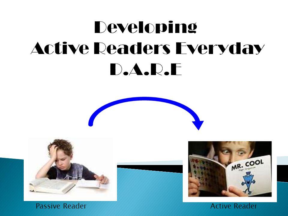 Passive ReaderActive Reader