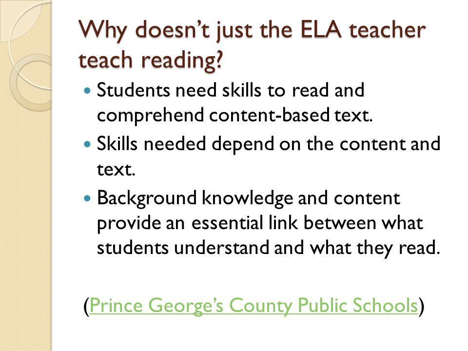 How do I teach reading.