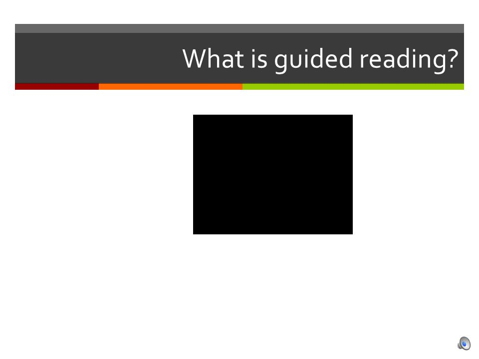  Integrating LFS Into Guided Reading Donna Jay