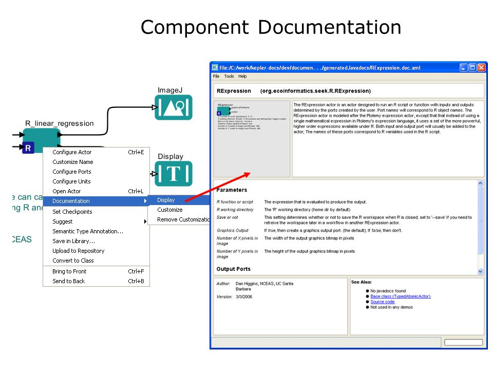 Component Documentation