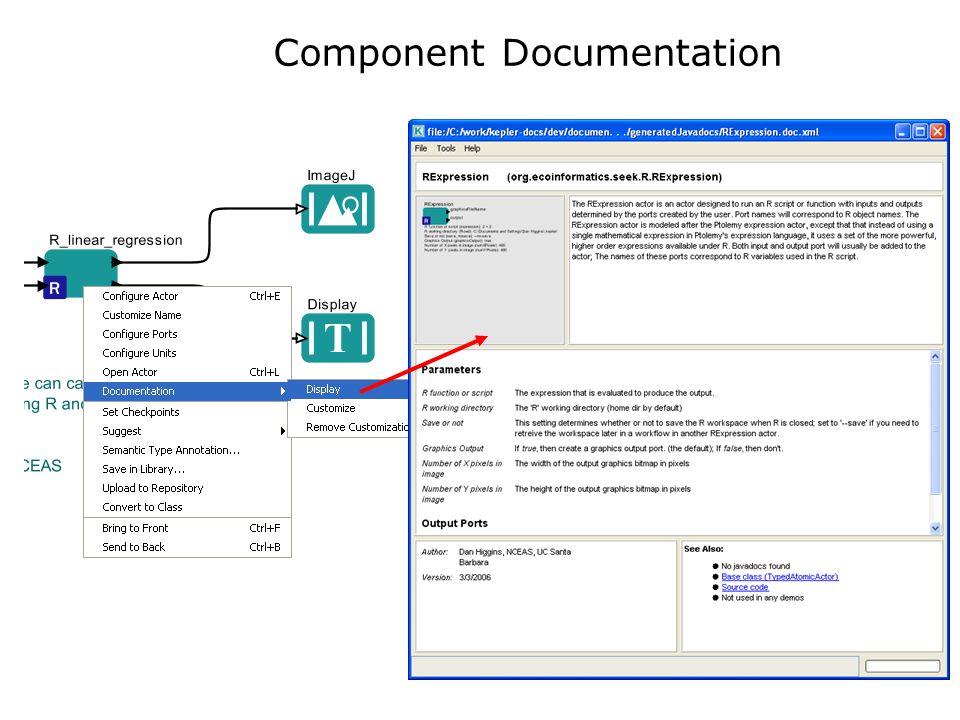 Scientific workflows document adaptive management