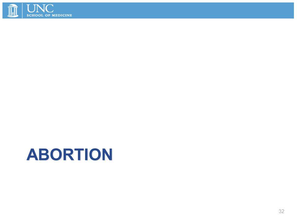 ABORTION 32