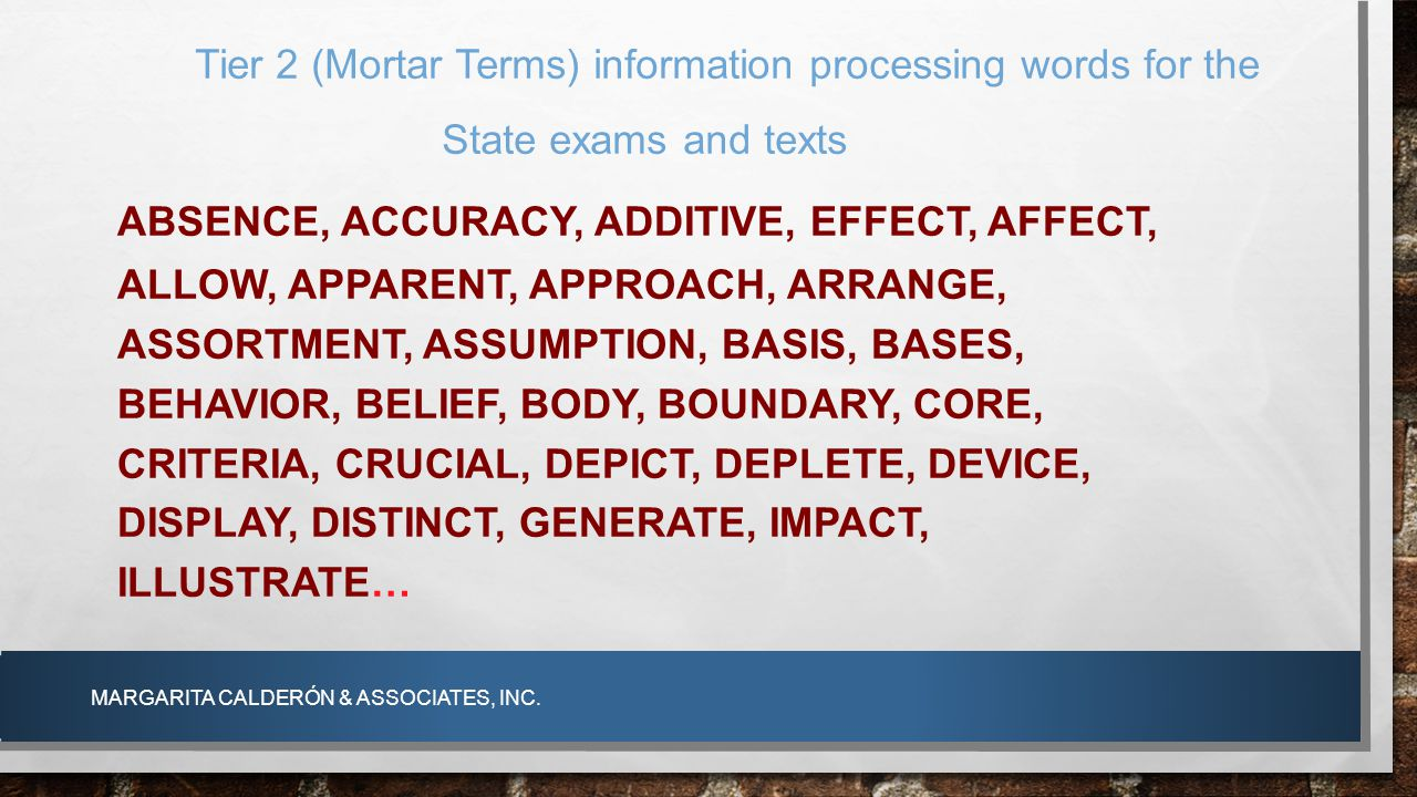 ABSENCE, ACCURACY, ADDITIVE, EFFECT, AFFECT, ALLOW, APPARENT, APPROACH, ARRANGE, ASSORTMENT, ASSUMPTION, BASIS, BASES, BEHAVIOR, BELIEF, BODY, BOUNDAR