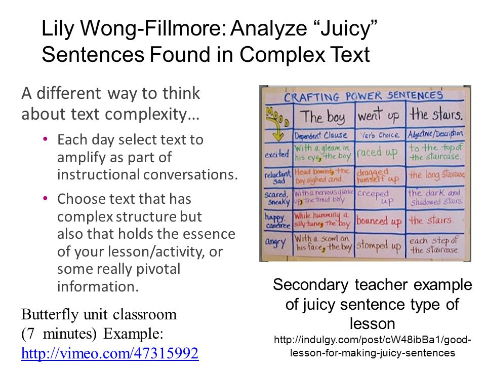 www.csai-online.org Understanding Language Instructional Units https://www.teachingch annel.org/blog/2013/10 /25/video-playlist-ell- instruction/ : Interacting with Complex Texts: Scaffolding Reading Grades 6-8 / ELA / ELL CCSS: ELA.RI.7.2 ELA.RI.7.4 ELA.RI.8.