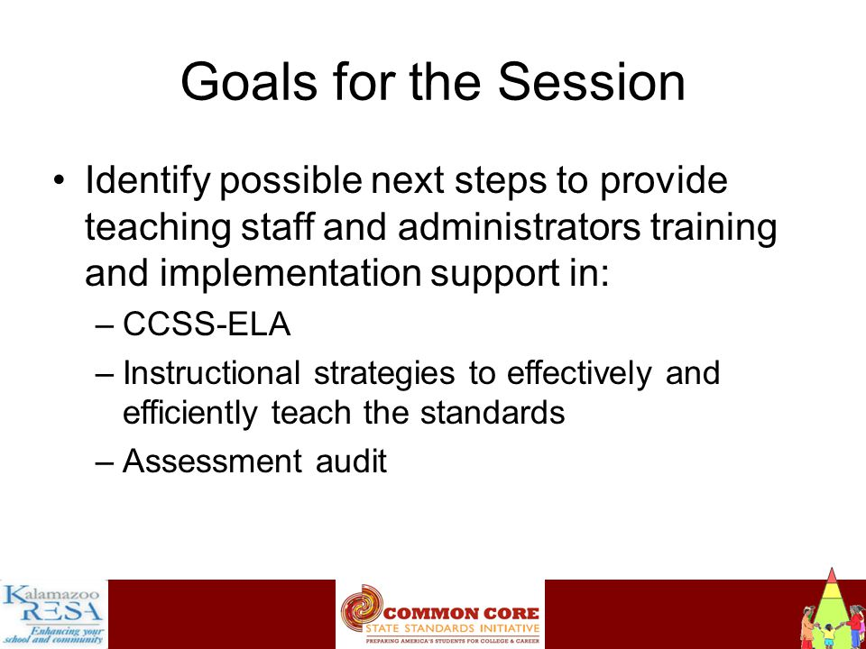 Instructiona Organization of the Vocabulary Standards Three categories –Acquire and use accurately a range of general academic and domain-specific words and phrases sufficient for reading, writing, speaking, and listening at the college and career readiness level; demonstrate independence in reading, writing, and listening… CCR
