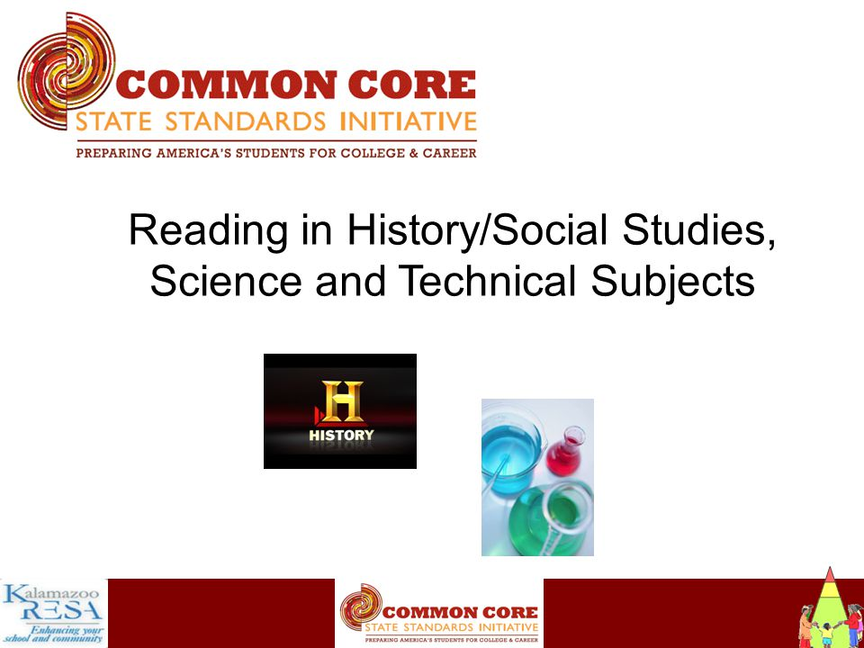 Instructiona Reading in History/Social Studies, Science and Technical Subjects