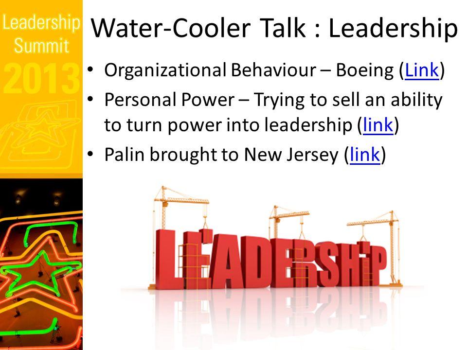 What is Leadership .
