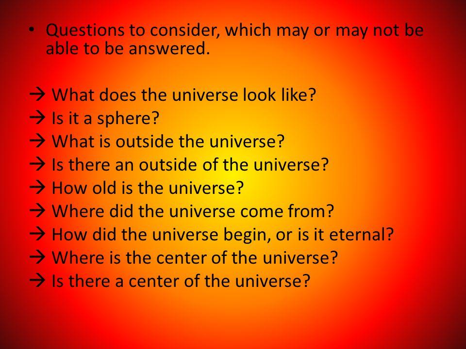 The Edge-Center Problem 2 Possibilities 1.