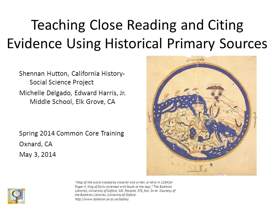 Copyright © 2013, The Regents of the University of California, All Rights Reserved College and Career Readiness Anchor Standard 1 for Reading Read closely to determine what the text says explicitly and to make logical inferences from it; cite specific textual evidence when writing or speaking to support conclusions drawn from the text.