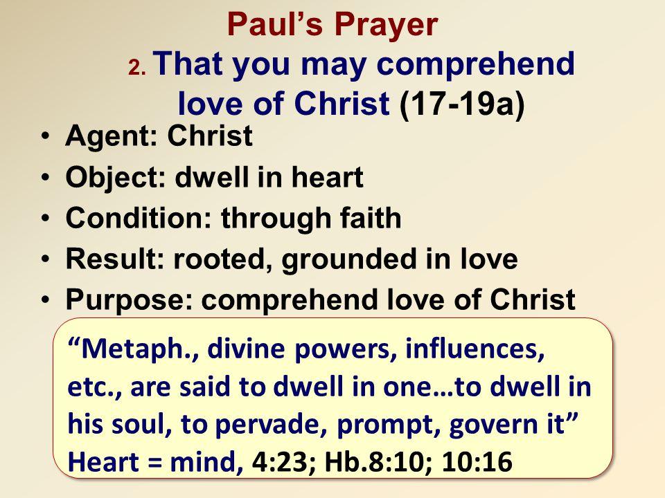 Paul's Prayer 2.