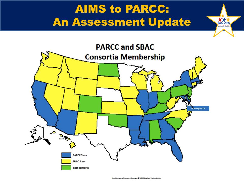 AIMS to PARCC: An Assessment Update