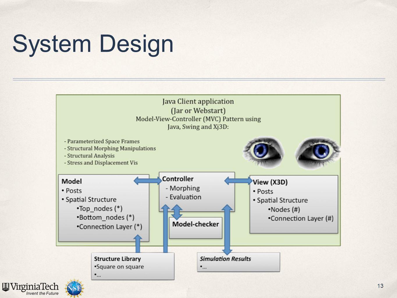 13 System Design