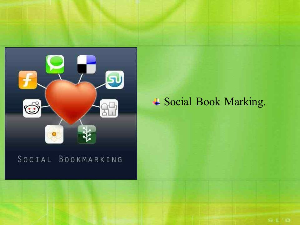 Social Book Marking.