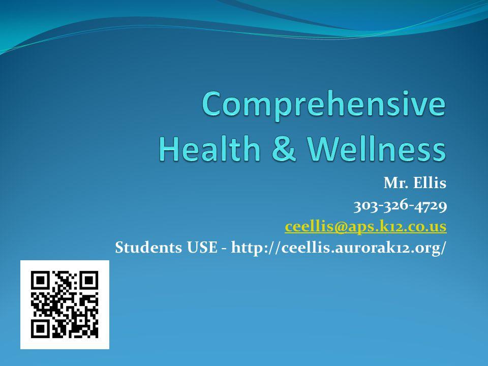 Mr. Ellis 303-326-4729 ceellis@aps.k12.co.us Students USE - http://ceellis.aurorak12.org/