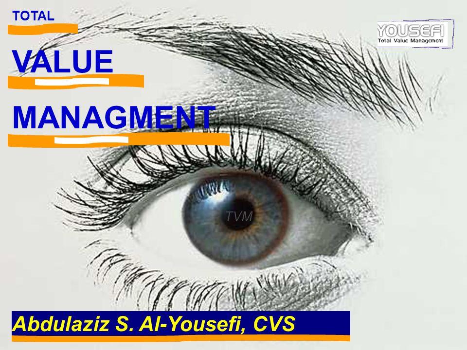 TVM 42 VE is Creative Team Work Value Engineering