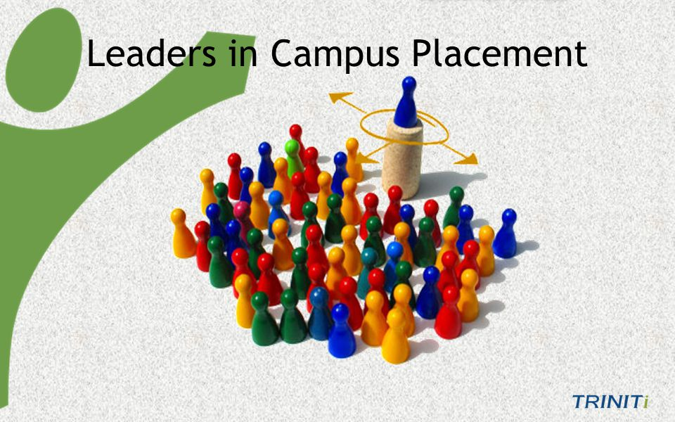 Leaders in Campus Placement
