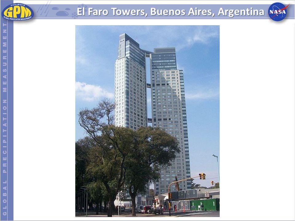 El Faro Towers, Buenos Aires, Argentina