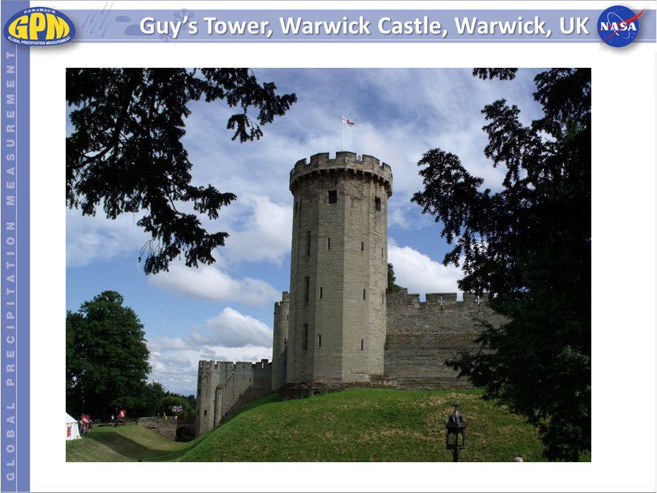 Guy's Tower, Warwick Castle, Warwick, UK