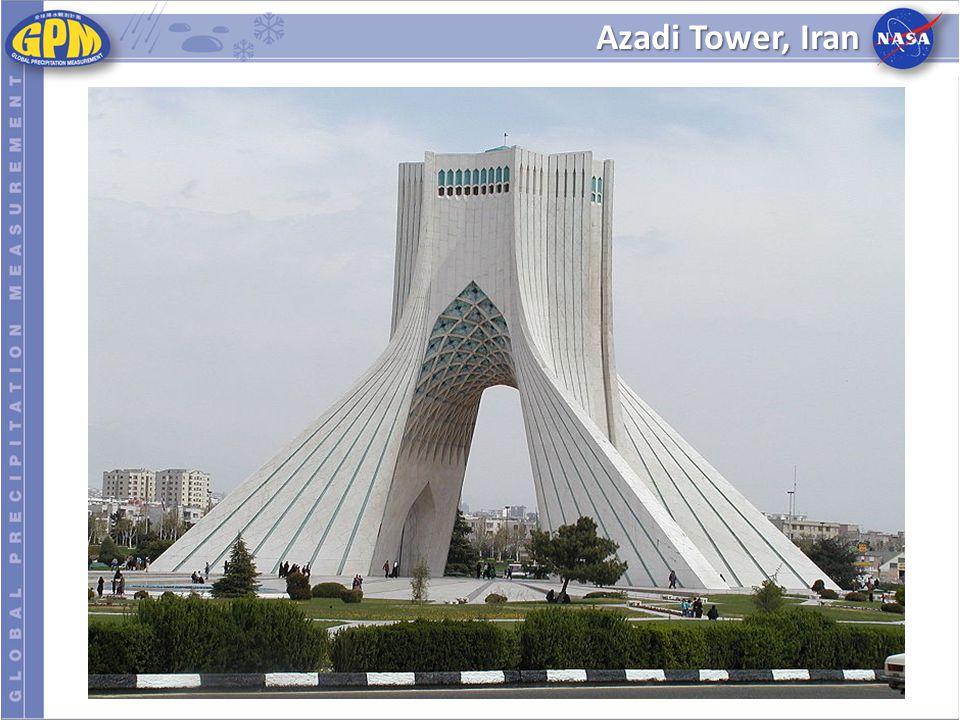 Azadi Tower, Iran