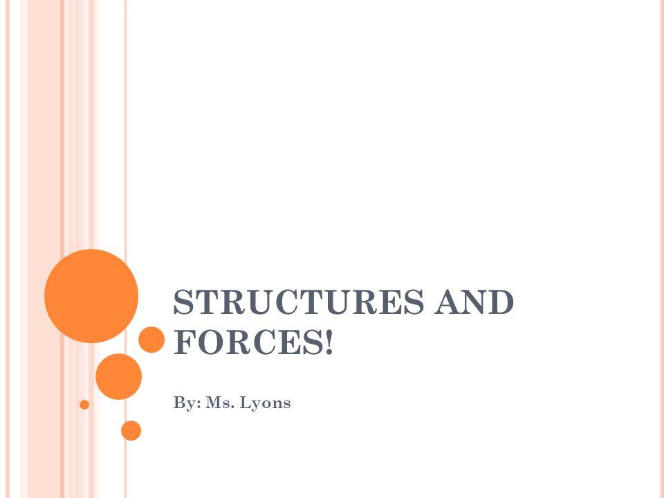 Describing Structures!.