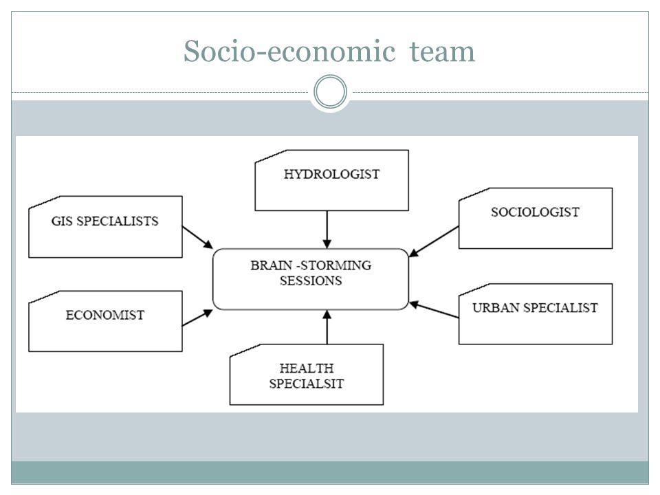 Socio-economic team