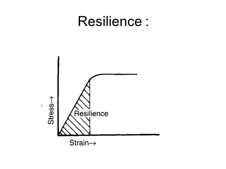 Resilience :