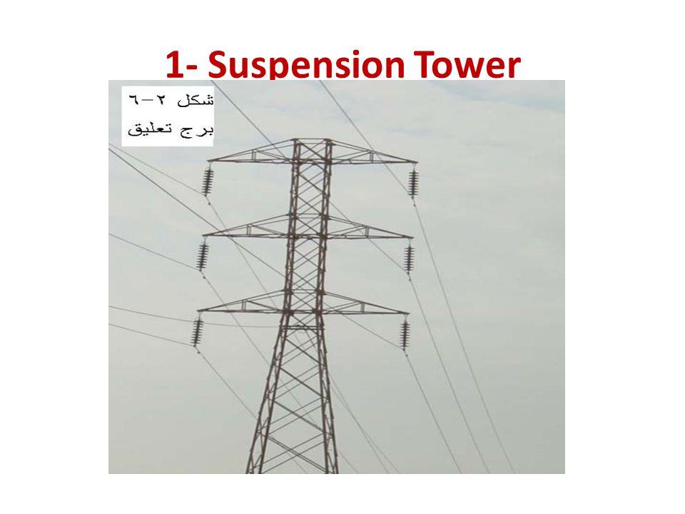1- Suspension Tower