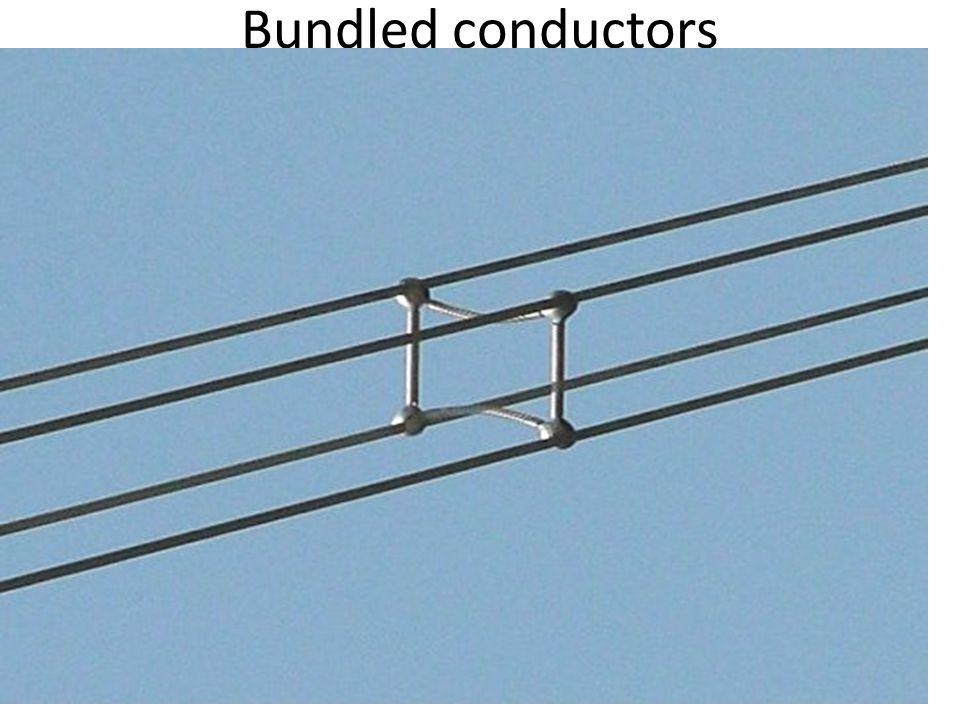 Bundled conductors
