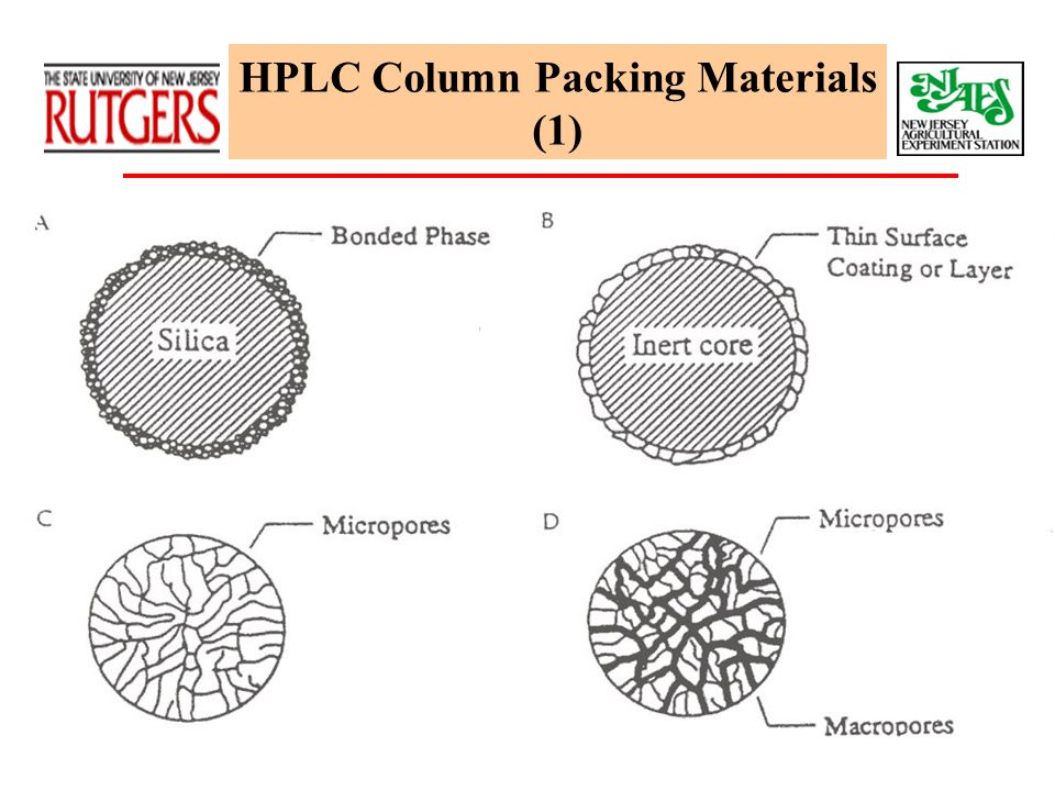 HPLC Column Packing Materials (1)