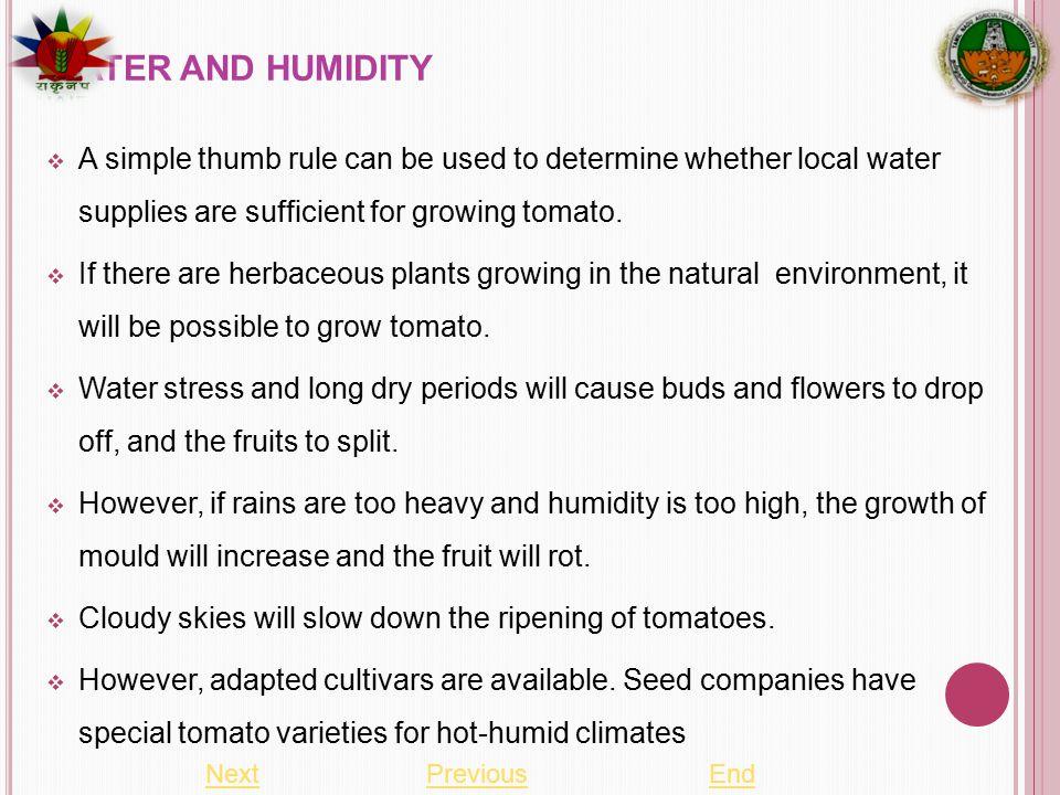METHODS OF SOIL MANAGEMENT PRACTICES 1.Clean culture 2.