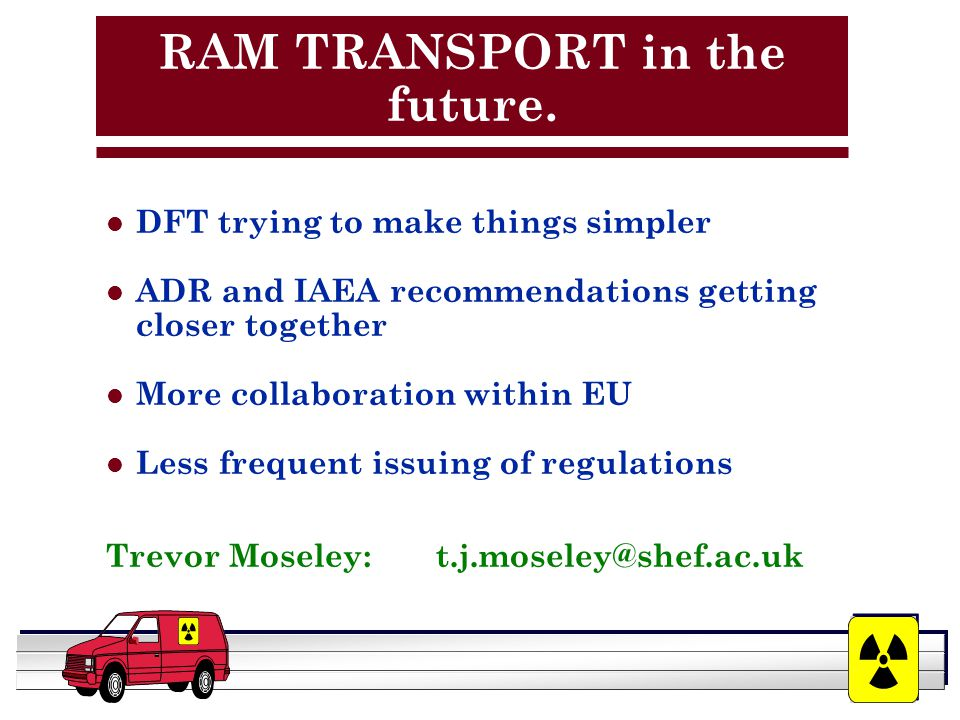 YOUR LOGO HERE RAM TRANSPORT in the future.