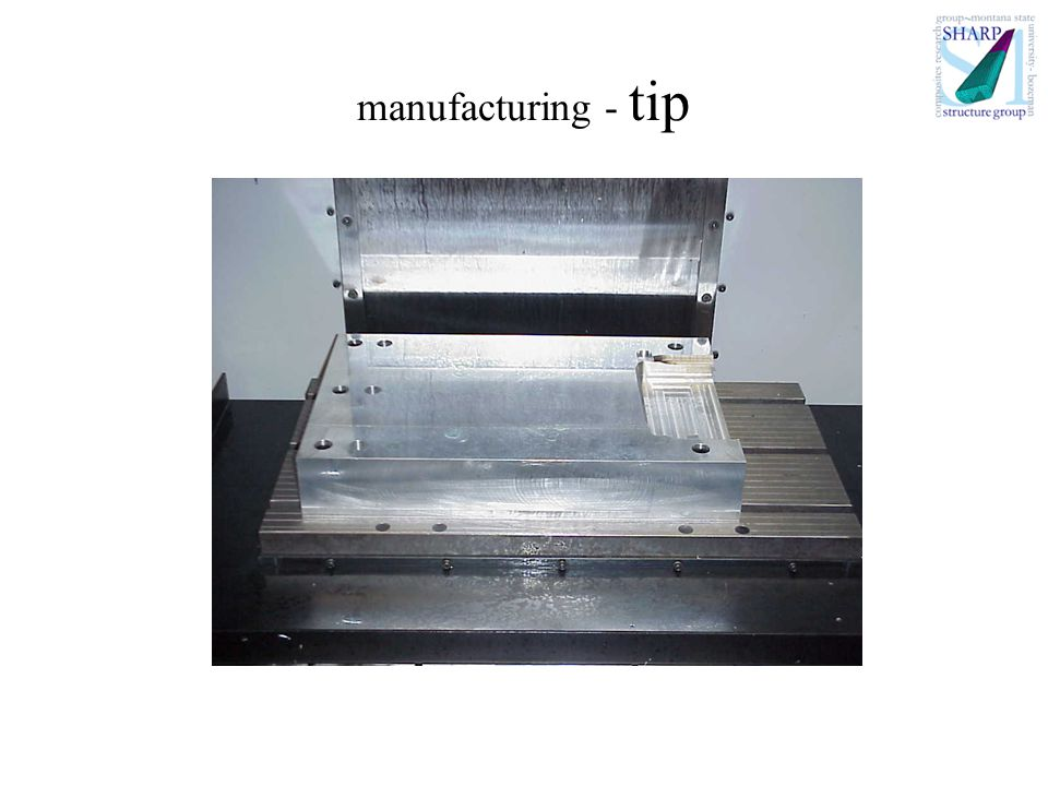 manufacturing - tip current tip pic in HAAS
