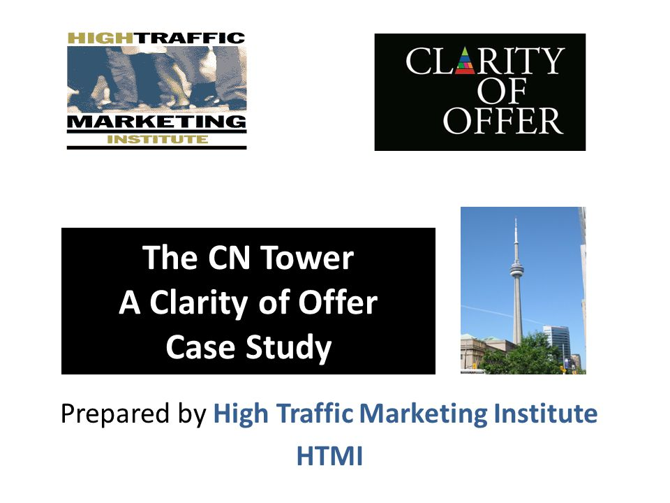 CN Tower Built by CN as a communications tower Broadcast facilities: UHF, VVHF Television FM Radio, Microwave transmissions; Fixed Mobile Systems