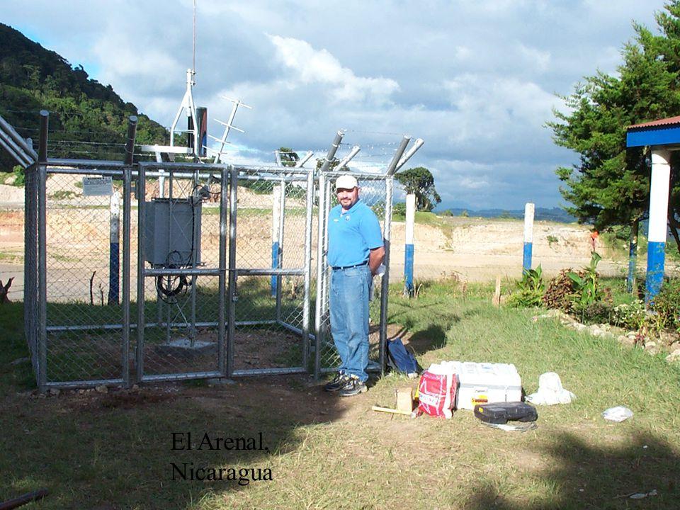 www.sutron.com El Arenal, Nicaragua