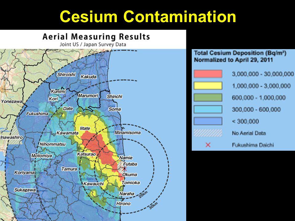 Cesium Contamination 21