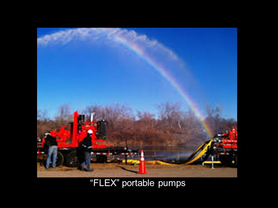 FLEX portable pumps