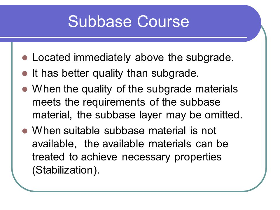 Slurry Seal Coat Mixture of well-graded, fine aggregate, mineral filler (if needed), slow setting emulsified asphalt, and water.