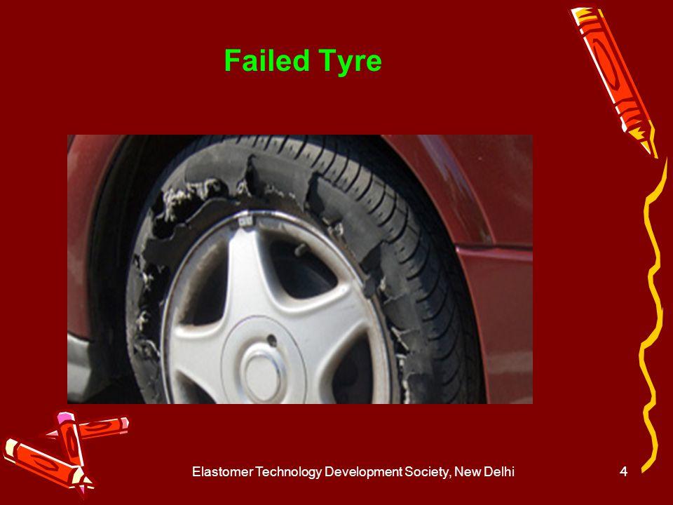 Elastomer Technology Development Society, New Delhi5 Failed Rubber Seal
