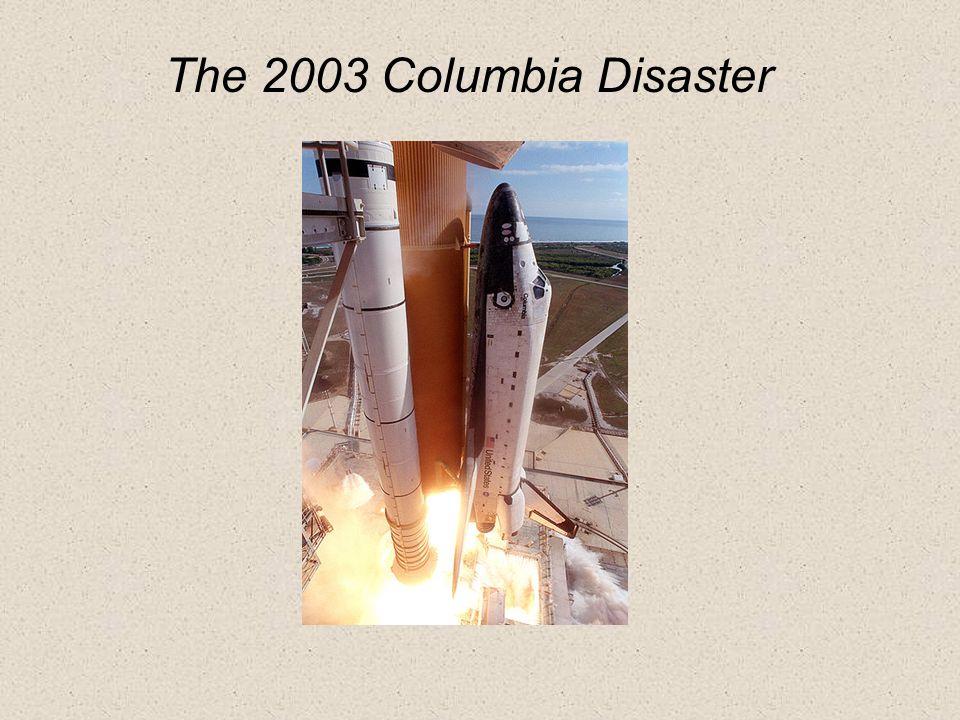 Columbia history Milestones – OV102 July 26, 1972Contract Award Nov.