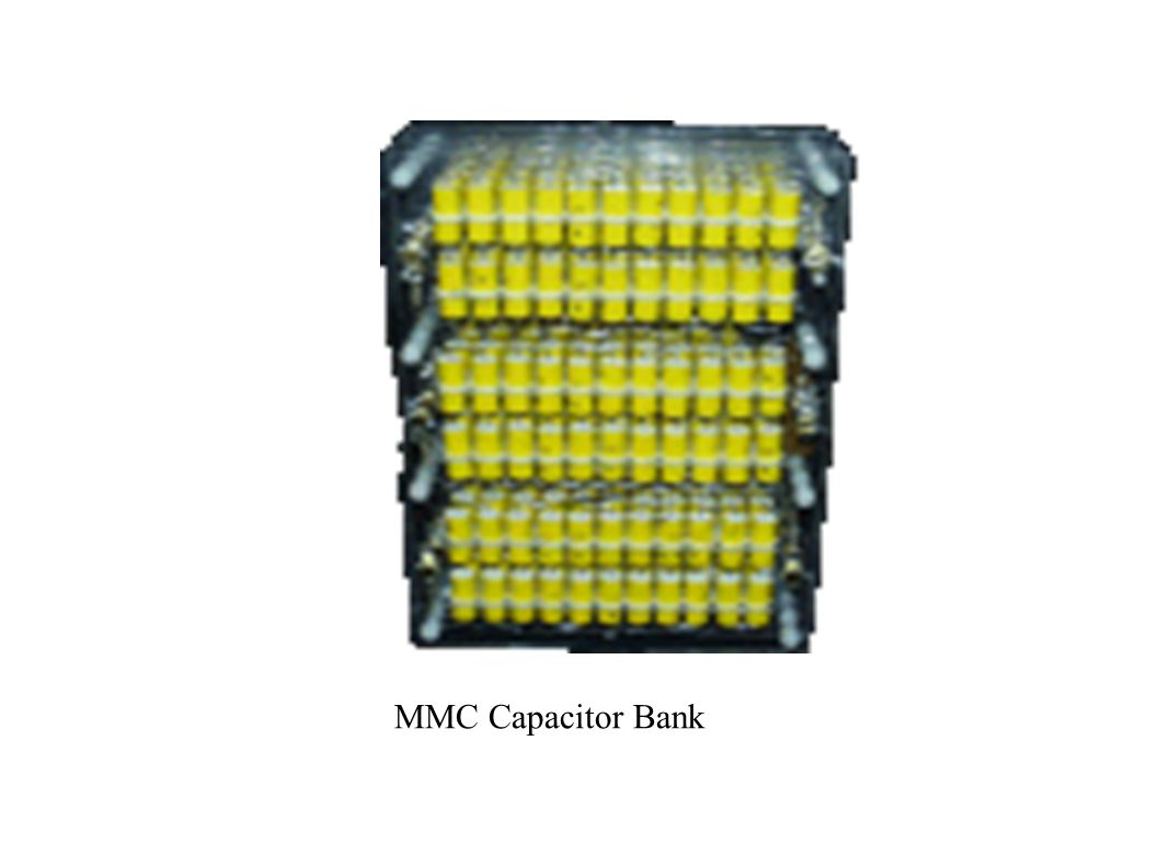 MMC Capacitor Bank